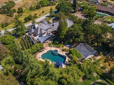 WOODSIDE CA Rental For Rent: $18,000