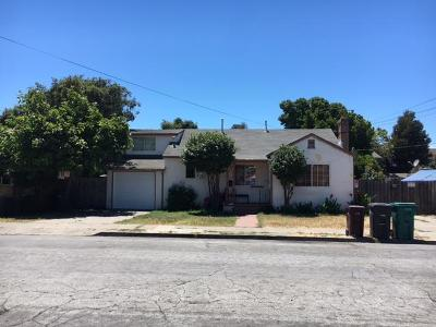 Hayward Multi Family Home Contingent: 22327 Flagg St