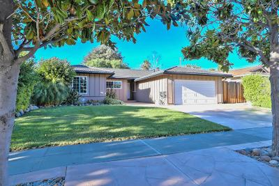 San Jose Single Family Home For Sale: 385 Roan St