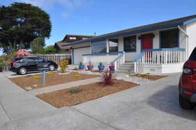 MONTEREY CA Single Family Home For Sale: $808,000