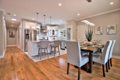 SANTA CLARA Single Family Home For Sale: 564 Chapman Ct