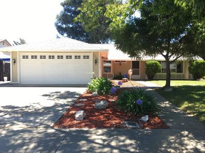 Livermore Single Family Home For Sale: 655 Tanager Rd