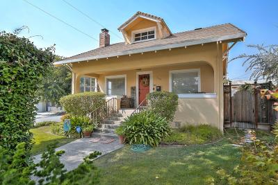 HOLLISTER Single Family Home For Sale: 598 6th St