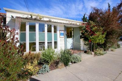 Santa Cruz Commercial/Industrial For Sale: 304 Lincoln St