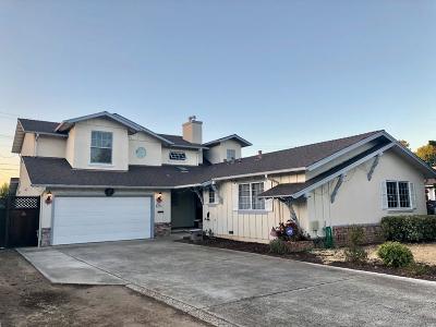 San Jose Rental For Rent: 1683 Merrill Dr