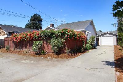 SANTA CRUZ Multi Family Home For Sale: 1505 17th Ave