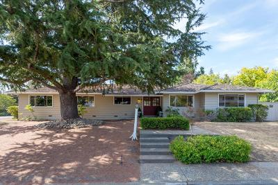 SARATOGA Single Family Home For Sale: 20292 Glen Brae Dr