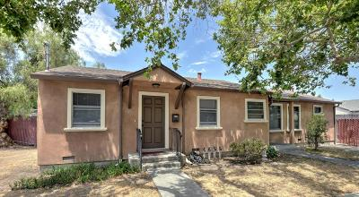 SAN JOSE Single Family Home For Sale: 595 Vermont St