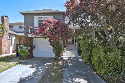 Single Family Home For Sale: 450 Marin Dr