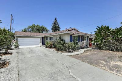 SANTA CLARA Single Family Home For Sale: 1992 Bowers Ave