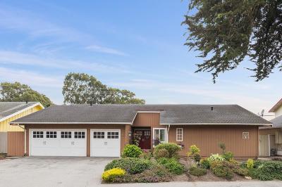 Half Moon Bay Single Family Home For Sale: 2028 Avignon Pl
