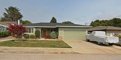 Santa Cruz County Single Family Home For Sale: 2750 Gary Dr