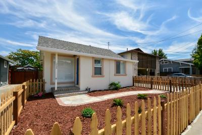 SAN JOSE Single Family Home For Sale: 350 Rutland Ave