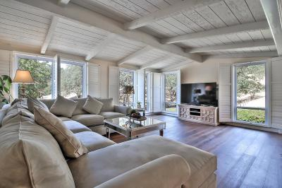 LOS GATOS Single Family Home For Sale: 400 Montclair Rd