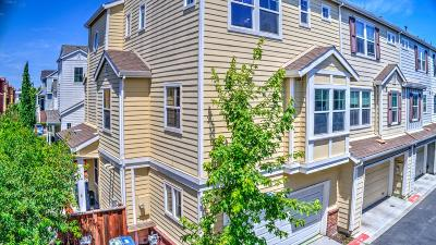 SUNNYVALE Townhouse For Sale: 660 Pinnacles Ter