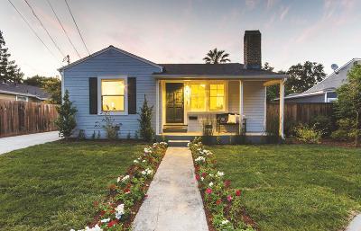 Redwood City Single Family Home For Sale: 318 Oak Ave