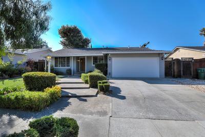 SAN JOSE Single Family Home For Sale: 2829 Autumn Est