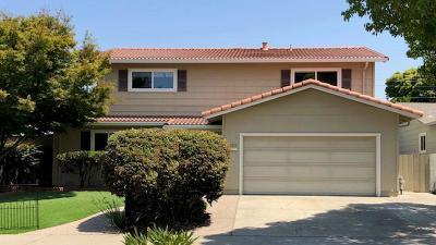 SAN JOSE Single Family Home For Sale: 2152 Ashwood Ln