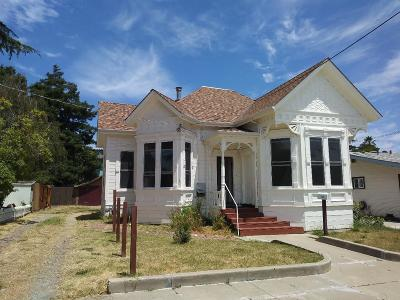 SANTA CRUZ Single Family Home For Sale: 519 Windham St