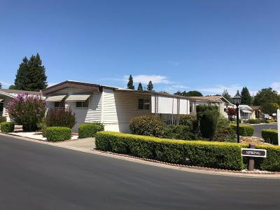 MORGAN HILL Mobile Home For Sale: 13 Spring Ln 13