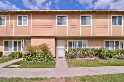 SAN JOSE Townhouse For Sale: 5535 Don Juan Cir