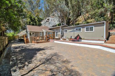 Half Moon Bay Single Family Home For Sale: 11880 San Mateo Rd