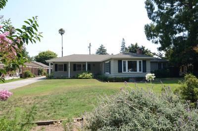 SANTA CLARA Single Family Home For Sale: 1892 Homestead Rd