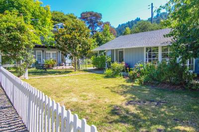 Soquel Single Family Home For Sale: 4827 Rivervale Dr
