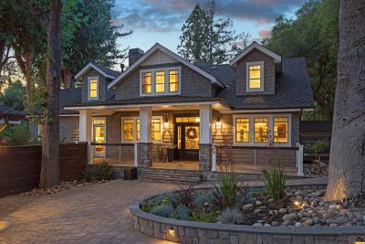 SARATOGA Single Family Home For Sale: 14911 Farwell Ave