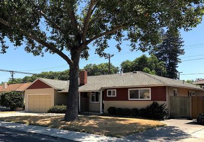 SANTA CLARA Single Family Home For Sale: 2360 Raggio Ave