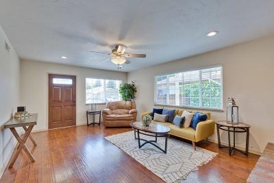 Santa Cruz Single Family Home For Sale: 1950 Halterman Ave