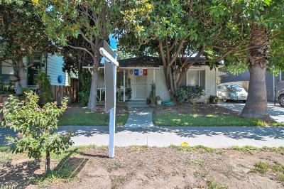 SAN JOSE CA Single Family Home For Sale: $799,000