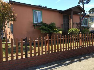 Monterey Single Family Home For Sale: 1661 David Ave