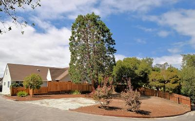 CAPITOLA Multi Family Home For Sale: 2205 Wharf