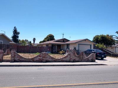 HOLLISTER Single Family Home For Sale: 1071 Central Ave