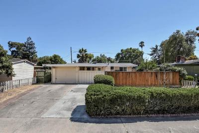 CUPERTINO Single Family Home For Sale: 18594 Loree Ave