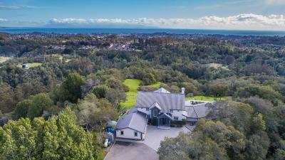 Santa Cruz Single Family Home For Sale: 260 Castle Dr