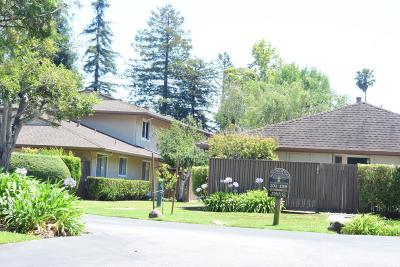 Santa Cruz Townhouse For Sale: 135 Palo Verde Ter
