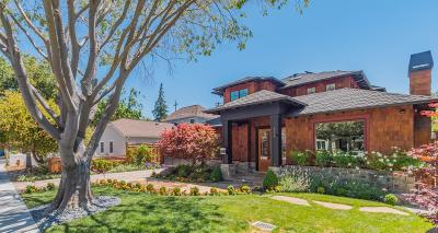 Palo Alto Single Family Home For Sale: 888 Warren Way