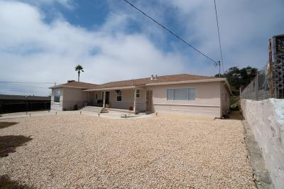 Seaside Single Family Home For Sale: 1487 Kimball Ave