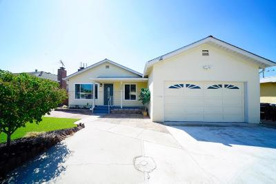 SAN JOSE Single Family Home For Sale: 3368 San Pablo Ave
