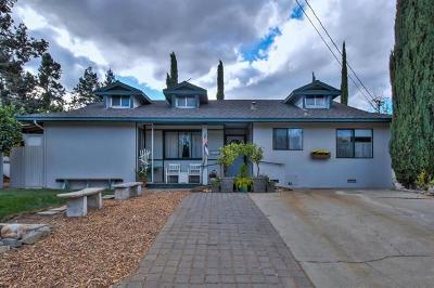 SARATOGA Single Family Home For Sale: 13151 McDole St