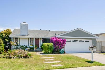 Foster City Single Family Home For Sale: 130 Winchester Ct