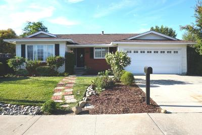 SAN JOSE Single Family Home For Sale: 5508 Maplecrest Ct