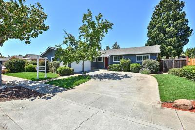 Cupertino, Sunnyvale Single Family Home For Sale: 1013 Payette Ave
