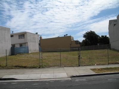 DALY CITY Residential Lots & Land For Sale: 221 S Parkview Ave