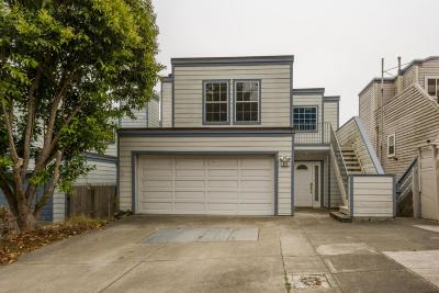 Daly City Single Family Home For Sale: 811 Saint Francis Blvd