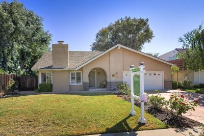 Single Family Home For Sale: 6240 Meridian Ave