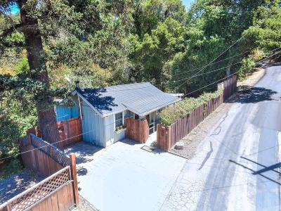 San Mateo County, Santa Clara County Single Family Home For Sale: 281 Cuesta Real