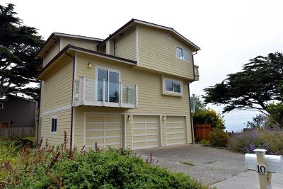 Moss Beach Single Family Home For Sale: 10 Ellendale Rd